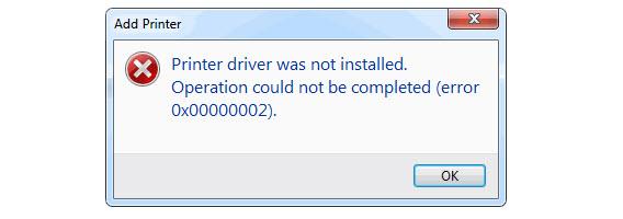 Problème de driver