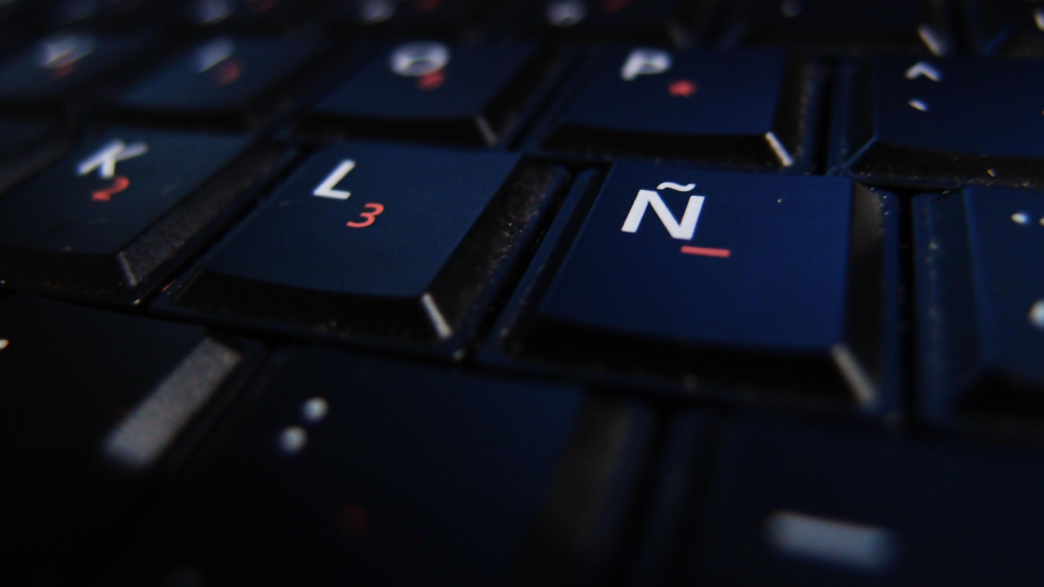 Poner Arroba En Laptop Lenovo - Best Picture Of Lenovo ... - photo#13