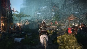 E3 2014 – The Witcher 3: demo con jugabilidad