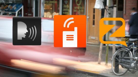 walkie talkie apps