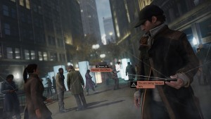Primer parche oficial de Watch Dogs