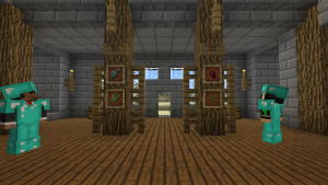¿Esperando Minecraft 1.8? Prueba este mod