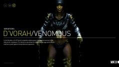 Mortal Kombat X: 3 imágenes nuevas de su luchadora-insecto