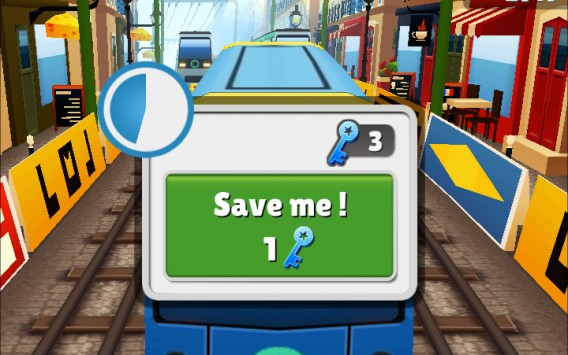 Subway Surfers keys