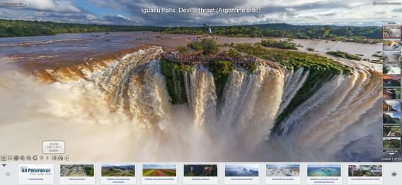 AirPano ressalta detalhes de paisagens históricas