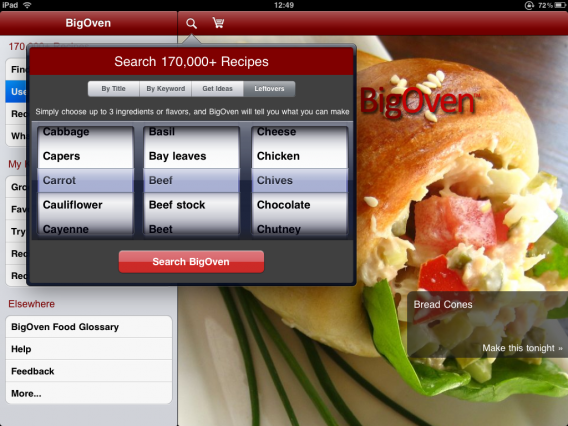 Faça os pratos mais famosos do mundo com a ajuda do BigOven