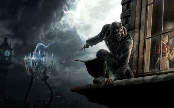 Corvo reviendra-t-il à la saga Dishonored?