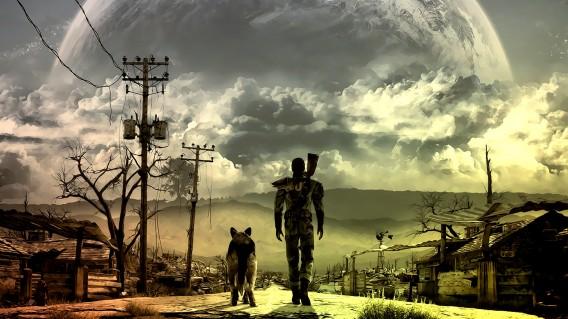 C'est au tour de Fallout 4?