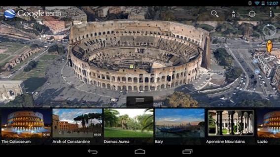 Google Earth é o clássico dos clássicos para conhecer outros países