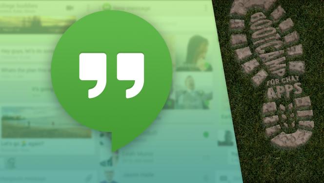 ¿Cómo desactivar los SMS en Hangouts para Android en 15 segundos?