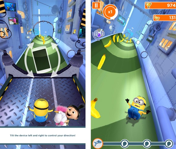 Minion-Rush-Green-Platform