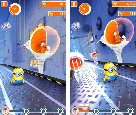 Minion-Rush-Vector