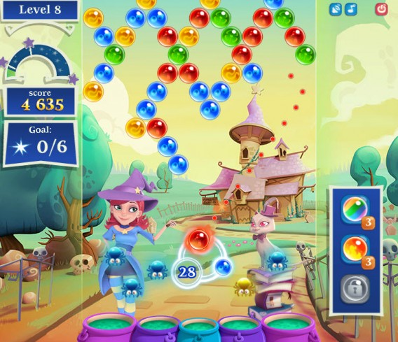Bubble Witch Saga 2 B1