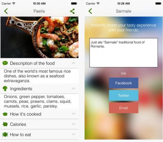 Tasty Trip é outro app com iguarias dos principais lugares do mundo