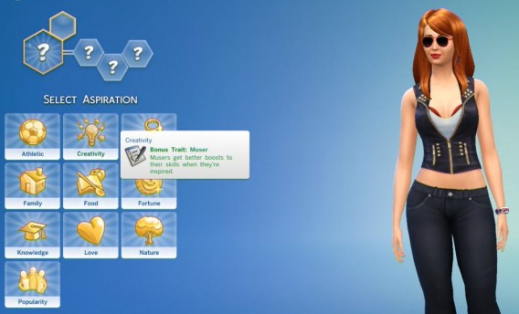 the sims 4 how to create a sim