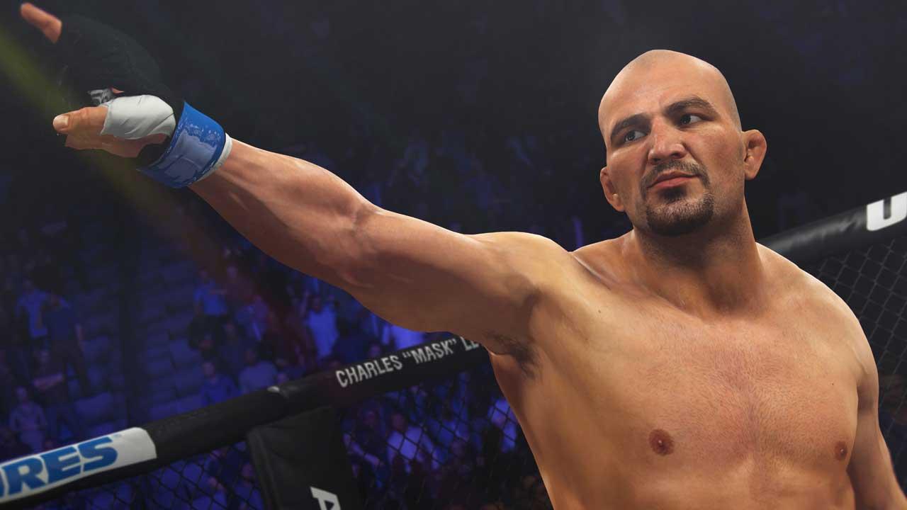 EA Sports UFC: dejándote la piel en el combate