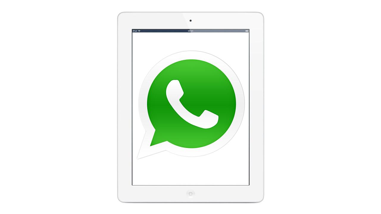 Cómo instalar WhatsApp en un iPad o un iPod touch
