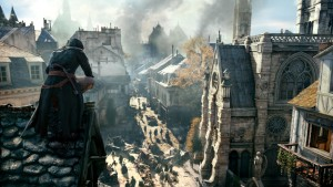 ¿Assassin's Creed: Unity presenta a su nueva asesina?
