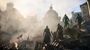 Assassin's Creed: Unity empezará de forma inesperada