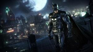 Primera imagen del nuevo aliado de Batman en Arkham Knight