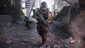 El multijugador de Call of Duty: Advanced Warfare se verá pronto