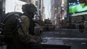 Call of Duty Advanced Warfare: misteriosa imagen borrosa