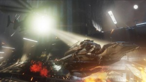 Call of Duty Advanced Warfare: una imagen trepidante