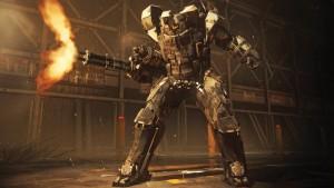 Call of Duty Advanced Warfare: imágenes no-oficiales