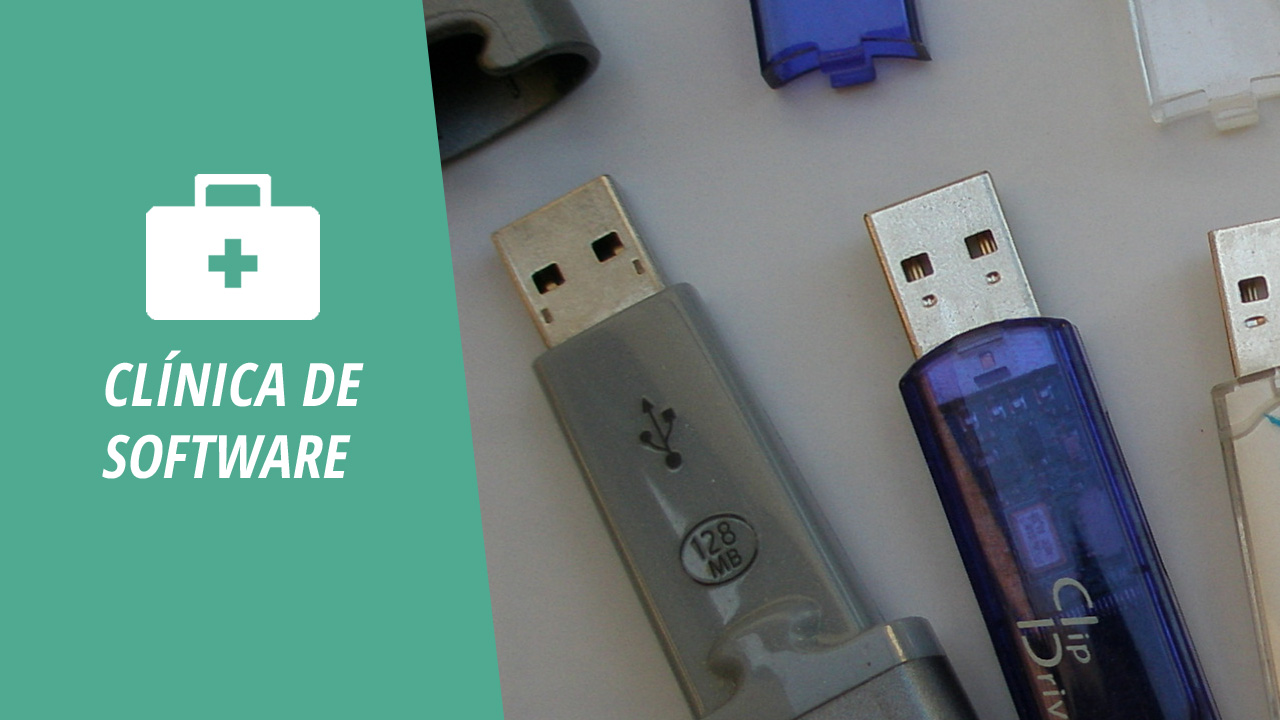 Mi memoria USB no funciona, ¿cómo la reparo?