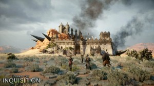 ¿Por qué Dragon Age: Inquisition se retrasa hasta noviembre?