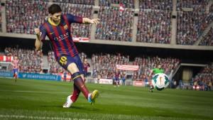 FIFA 15 vs FIFA 14: comparativa gráfica