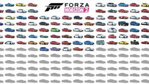 Revelados los 100 primeros coches de Forza Horizon 2