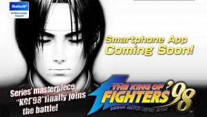 King of Fighters '98 se podrá descarga pronto en iOS y Android