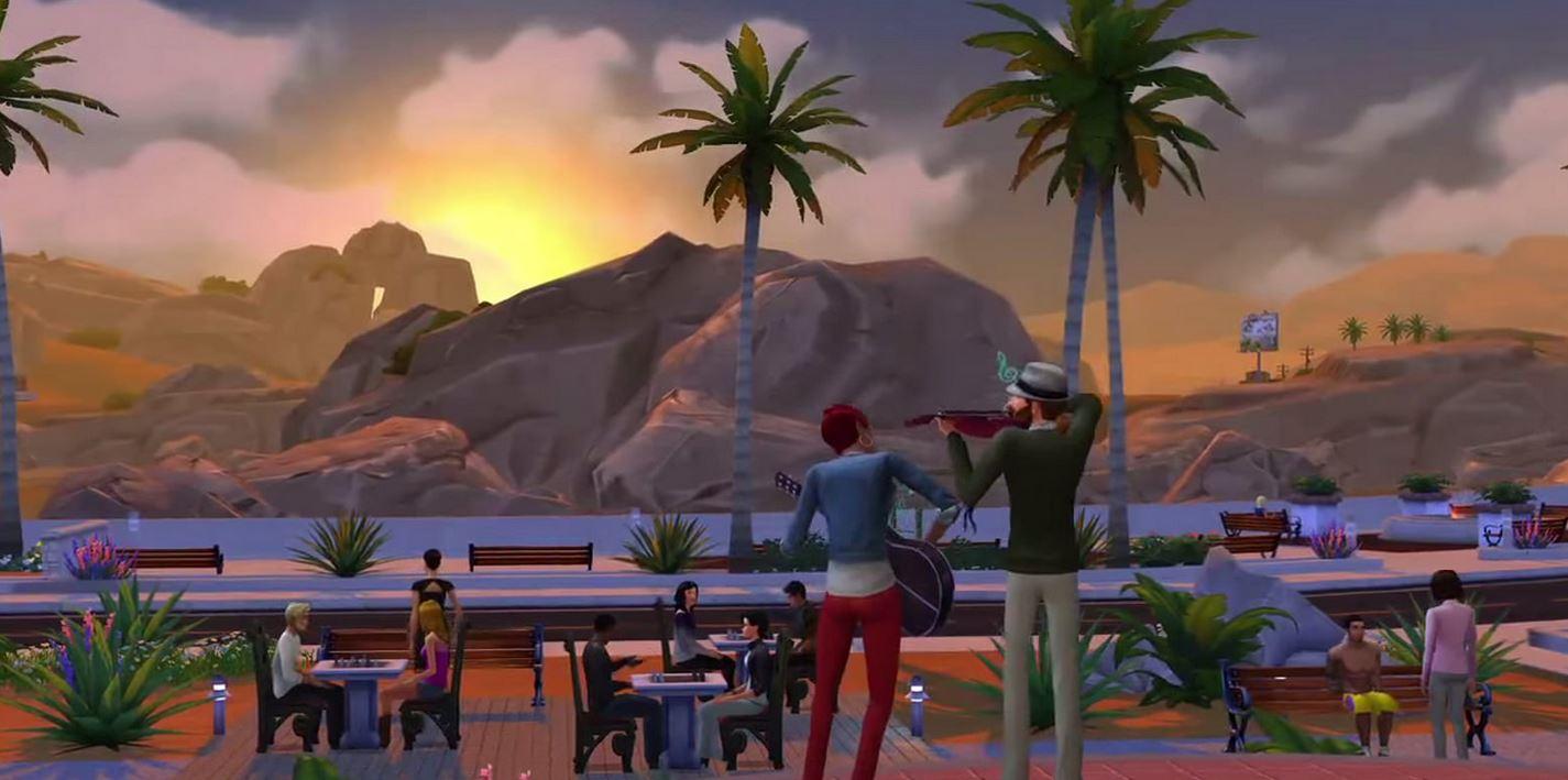 Juega ya a Los Sims 4 antes de su salida
