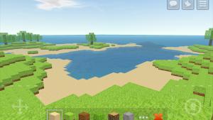 Llega el clon gratis de Minecraft Pocket Edition