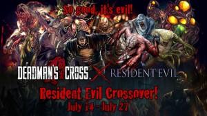 Imágenes del inesperado Resident Evil Crossover