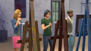 Los Sims 4 muestra un vídeo con gameplay