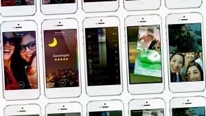 Instagram muestra ¿accidentalmente? Bolt, su alternativa a Snapchat