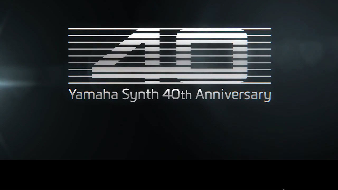 Las apps musicales de Yamaha, de 15 a 0 euros para celebrar el aniversario del sintetizador