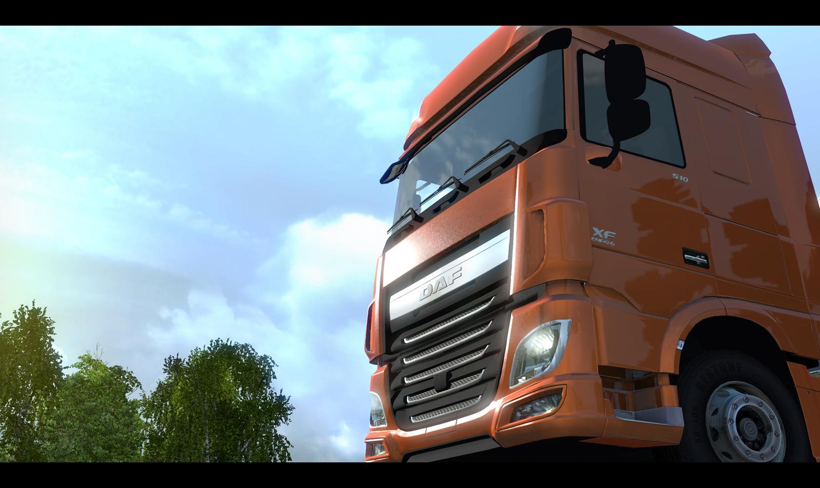 Euro Truck Simulator 2 muestra su expansión más esperada
