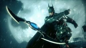 5 imágenes nuevas de Batman: Arkham Knight