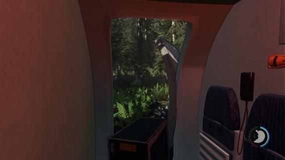 Queda de avião inicia aventura em The Forest
