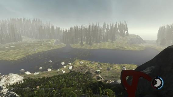 Visão da colina