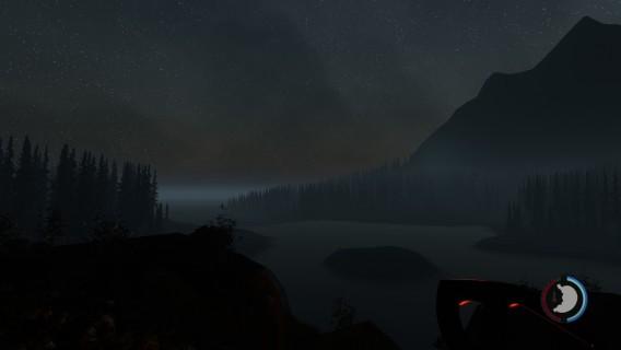 Escuridão toma conta do cenário
