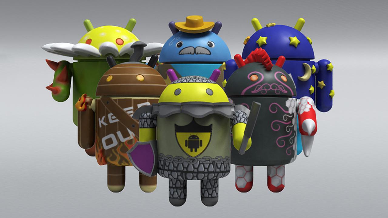 Personaliza tu Android con estos maravillosos lanzadores