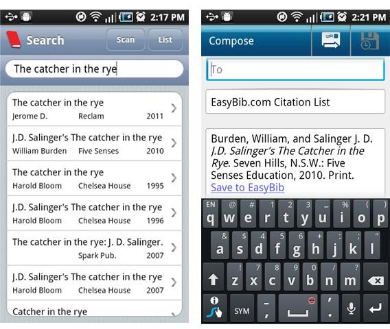 EasyBib facilita o trabalho de usar bibliografias