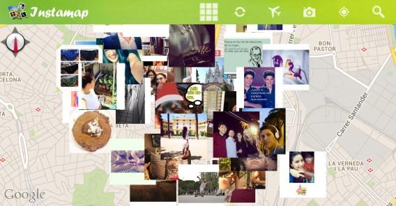 Instamap, pour trouver des profils près de chez vous