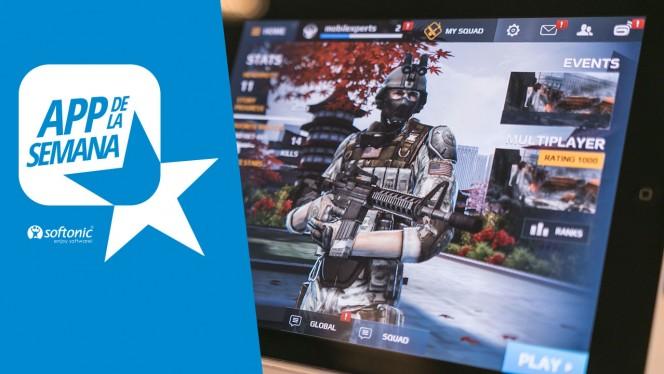Acción a raudales en Modern Combat 5, nuestra app de la semana