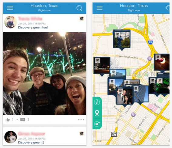Pixifly for Instagram - Search by Time and Place pour iOS