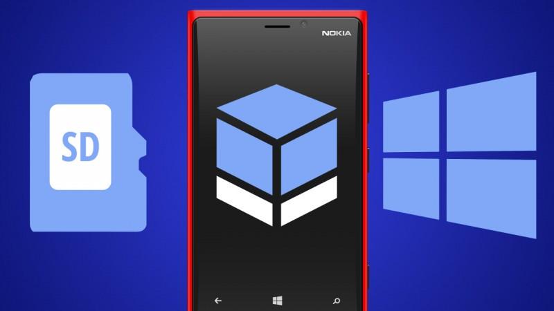 Storage Sense en Windows Phone 8.1: cómo transferir apps a la tarjeta SD